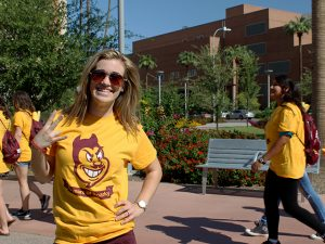 Alissa Ray, class of 2020, Ira A. Fulton Schools of Engineering, Arizona State University, ASU