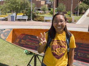 Lauren Slim, class of 2020, Ira A. Fulton Schools of Engineering, Arizona State University, ASU