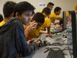 9UP Robotics Camp summer camp