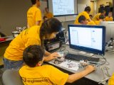 9UP Robotics Camp summer camp