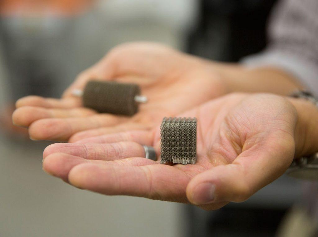 3d printing, additive manufacturing, lattice structure, lattice design