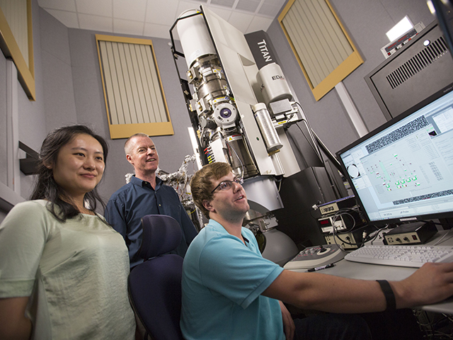 A closer look at materials science