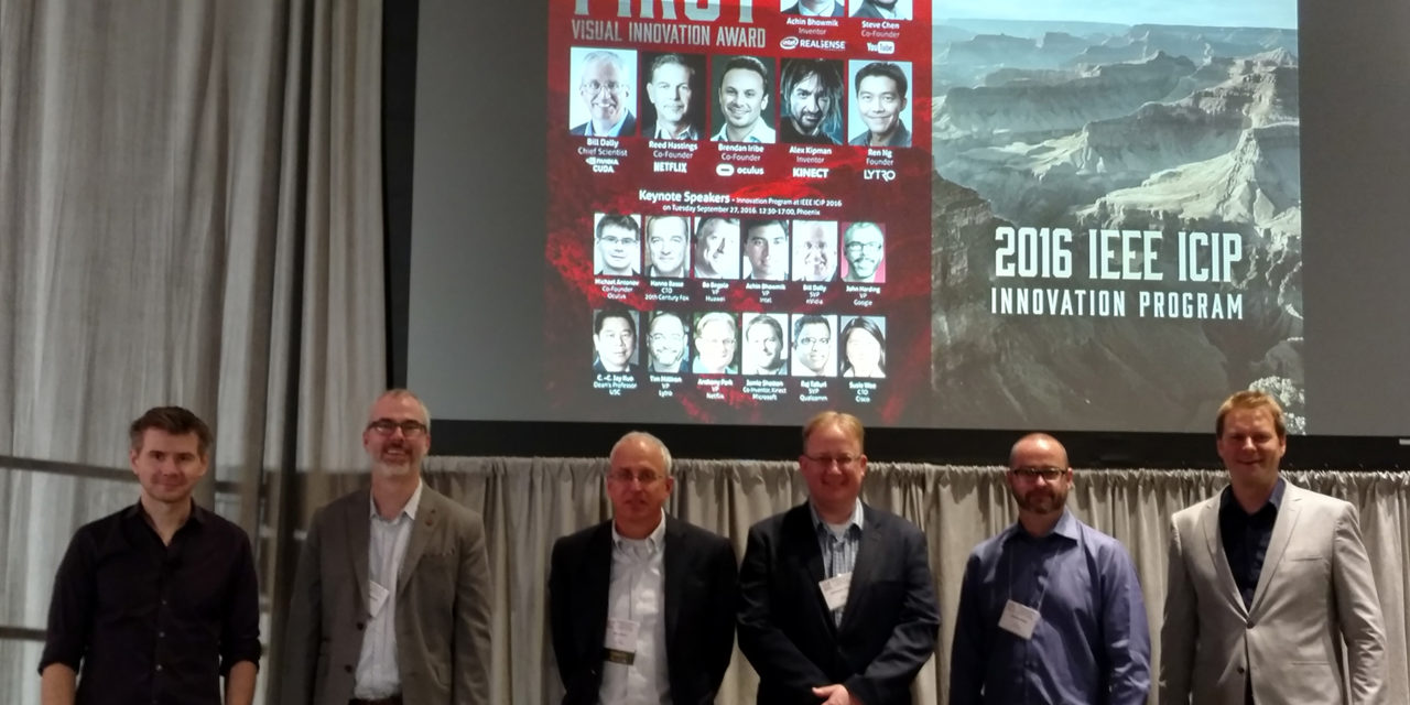 Visual tech visionaries honored with innovation awards