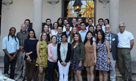 Gaining perspective on climate change with NASA summer program