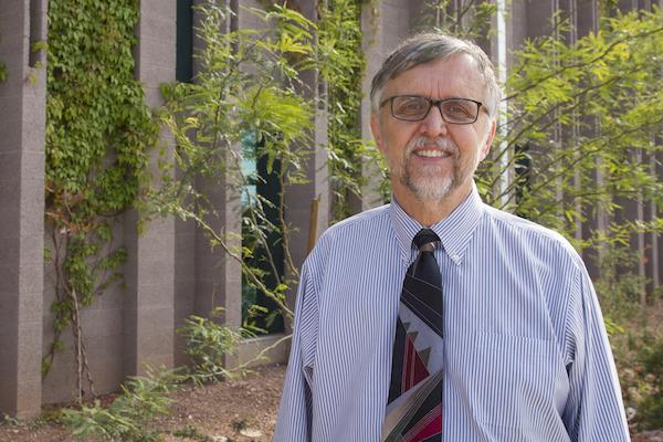 ASU Mark Henderson President's Professor