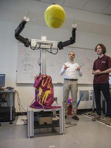 engineering, robotics, machine learning, Heni Ben Amor, ASU, Arizona State University, Ira A. Fulton Schools of Engineering, artificial intelligence