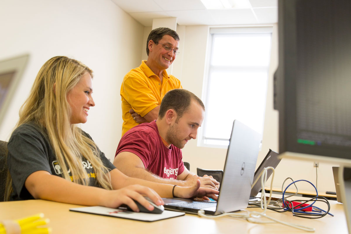 Two ASU on-campus and online programs receive ABET accreditation