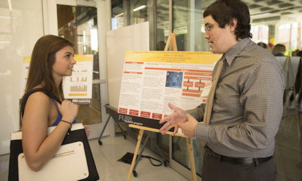 Undergraduate research program helps open paths to student and faculty success