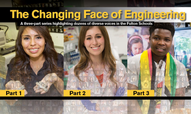 The Changing Face of Engineering