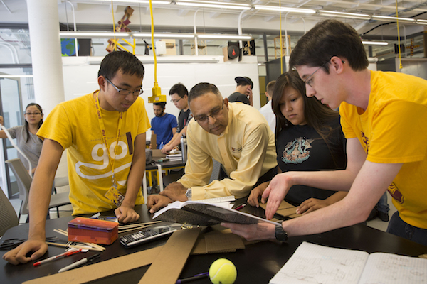 Overcoming invisibility: Helping students envision their futures as engineers
