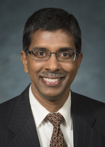 Professor Ram Pendyala is the director of the new transportation research center.