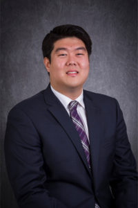Professional portrait of Alexander Kim