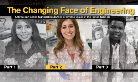 The Changing Face of Engineering  |  Female Students