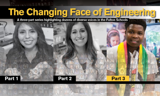 The Changing Face of Engineering     International Students
