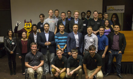 Entrepreneurship in engineering has a strong showing at eSeed Demo Day