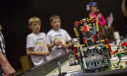 Robotics + Research + Fun = Creative Force