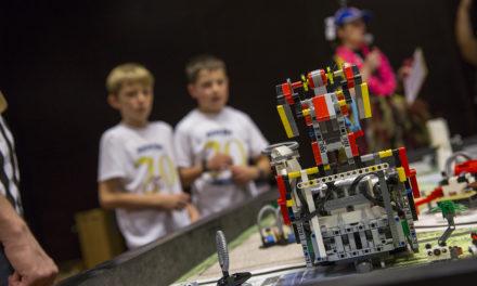 Robotics + Research + Fun = Creative Force