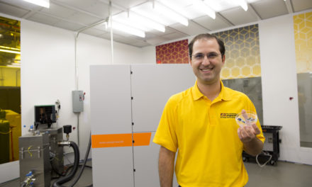 Professor's new approach to manufacturing silicon could boost Arizona economy