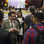 Talent search: Finding potential to fill the need for future engineers