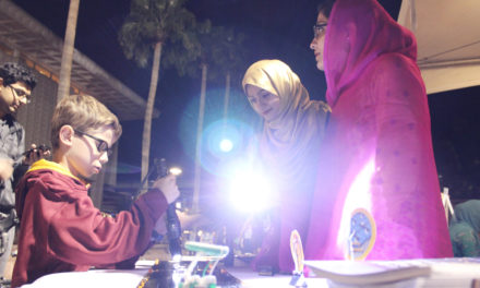 Young engineers envision an energy-independent Pakistan