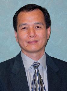 Portrait of Meng Tao