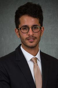 portrait of Ahmad Altheeb