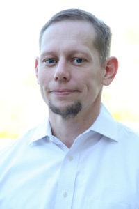 portrait of Christopher Hartman