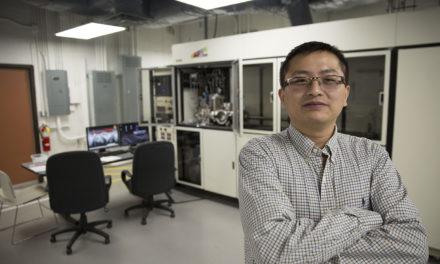 ASU engineer looks to improve next-gen materials for solar cells