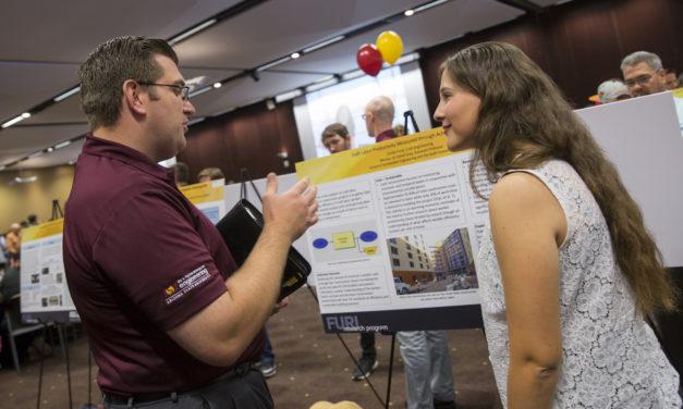 FURI Symposium showcases undergraduate researchers