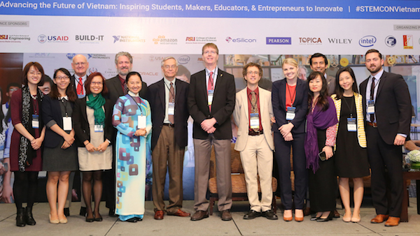 Vietnam's economic future lies in STEM careers, online learning and public-private partnerships
