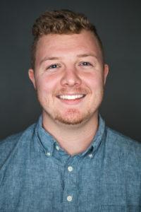 portrait of Kyle Pendley