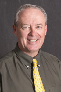 portrait of Mike McBride