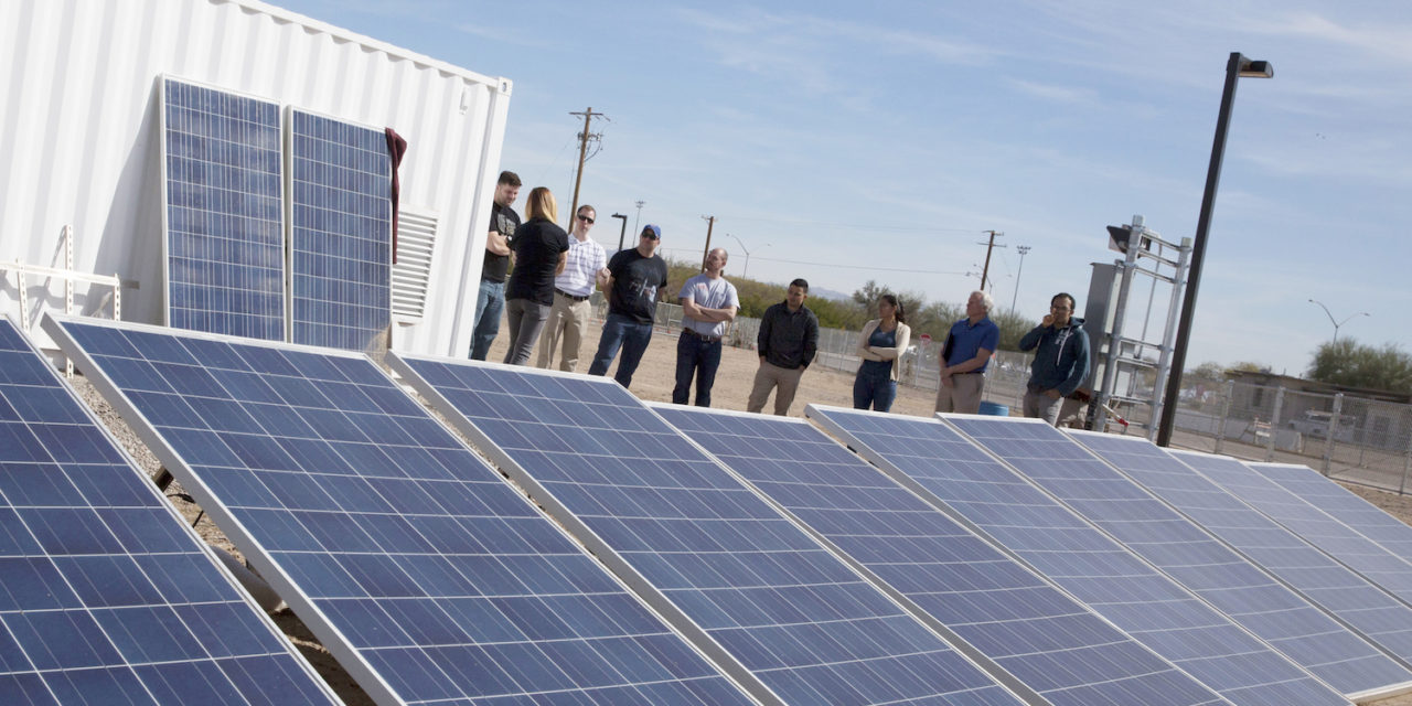 Microgrid boot camp builds skill sets, connections