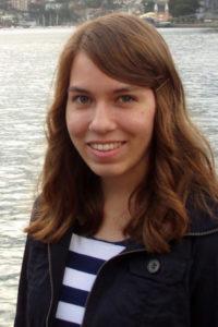 Portrait of Hannah Swieczkowski