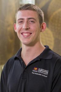 portrait of Cody Van Cleve