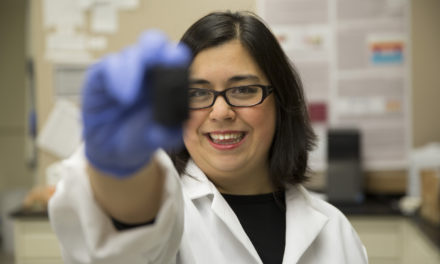 ASU engineer working to develop disposable point-of-care sensor