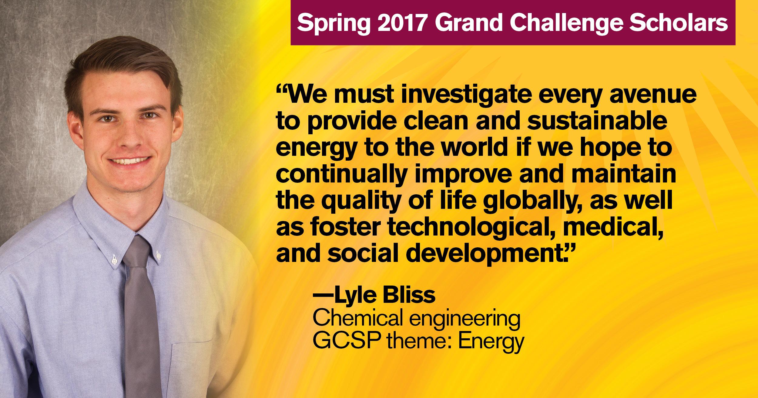 GCSP-Bliss