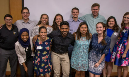Fulton Schools graduates 17 more Grand Challenge Scholars to tackle global challenges