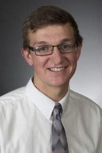 portrait of Nathan Holt