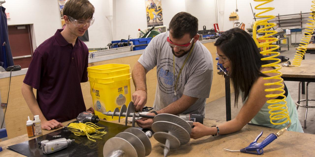 Next Level Devils take off on microgravity adventure with NASA's Micro-g NExT program