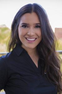 portrait of Jessica Sarceda