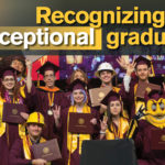 Meet Spring 2017's Outstanding Undergraduates and IMPACT Award recipients