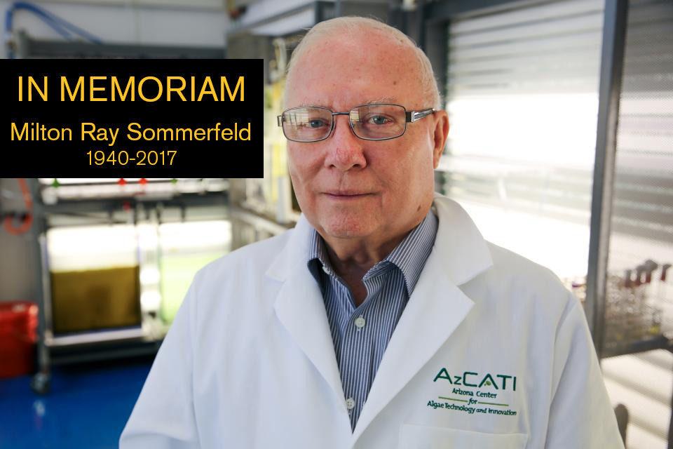 In memoriam: Milt Sommerfeld