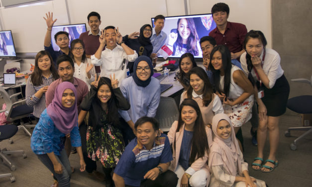 Young Southeast Asian Leaders Initiative fellows dream big, foster leadership