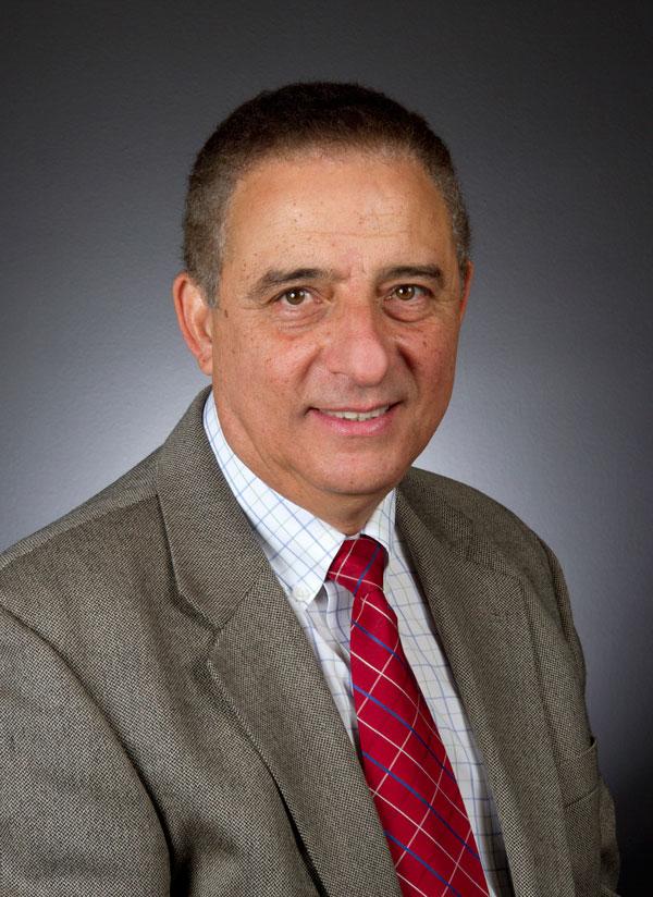 Portrait of Professor Mike Mamlouk