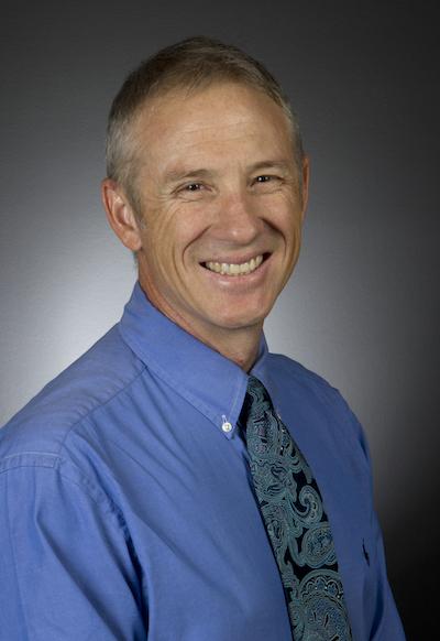 Portrait of Jim Middleton