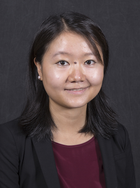 Portrait of Lucy Qiu