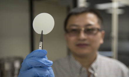 New semiconductor material shows promise for more efficient power electronics
