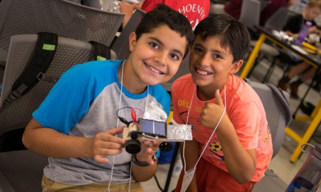 K-12 students embark on STEM journeys with Fulton Schools Summer Academy