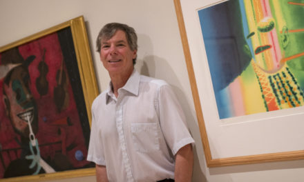 Eyeing art from a scientific viewpoint